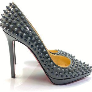 Christian Louboutin Pigalle Plato 120 Spikes 39.5